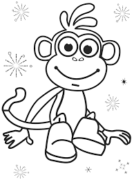 Small Picture Free Boots Of Dora Printable Coloring Pages Cartoon Coloring