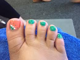 Cute Pedicure Designs Cute Pedicure Designs For Summer Fitnailslover Nail Art