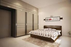 interior design bedroom. Simple Bedroom Apartment At Adarsh Palm Retreat Modern Bedroom By ACE INTERIORS Throughout Interior Design Homify