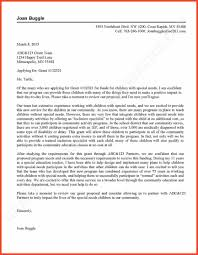 Grant Proposal Letter Grant Proposal Cover Letter Memo Example Business Grant Proposal 23