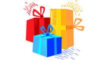 Подарки на день рождения. Что подарить ребенку на 7 лет ...