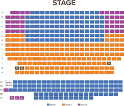 Tuacahn Center For The Arts Seating Chart