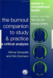 The Burnout Companion To Study And Practice: A Critical Analysis ...