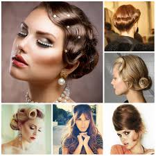 Retro Hair Style retro hairstyles hairstyles 2017 new haircuts and hair colors 8893 by wearticles.com