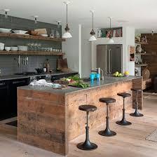 masculine kitchen island
