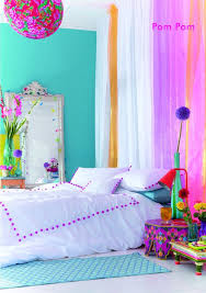 bright bedroom ideas. Exellent Bedroom Bright Colored Bedroom Colorful Bedroom Home Bright Colors Neon Style  Decorate And Ideas