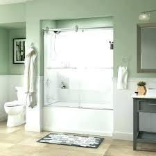 delta shower door
