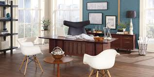 Paint color for office Warm 18 Interior Designers Favorite Office Paint Colors Elle Decor 15 Best Office Paint Colors Top Color Schemes For Home Offices