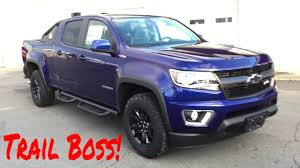 2016 Chevrolet Colorado Trail Boss with Duramax Diesel For Sale in ...