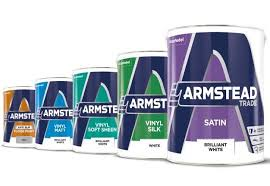 Armstead Trade Vinyl Soft Sheen Tinted Colours 2 5 Litres