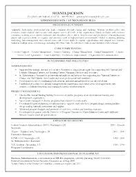 Administrative Assistant Resume Objective Sample Gorgeous Sample Resume Human Resources Sample Resume Human Resources