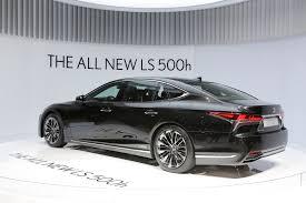 2018 lexus es f sport. modren sport the allnew 2018 lexus ls 500h gets revealed in geneva with lexus es f sport