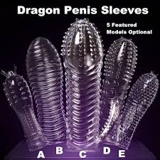 Sex toys dick sleeve