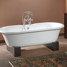 reglaze cast iron bathtub impressive freestanding cast iron soaking tub regal bath for remodel 2 can