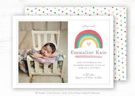 Template For Birth Announcement Bunny Baby Birth Announcement Template Newbornannouncement07