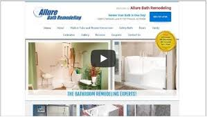 Bathroom Remodeling Phoenix Contractors Allure Bath Extraordinary Youtube Bathroom Remodel