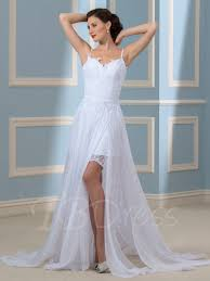 Beach Wedding Dresses Cheap Casual Simple Beach Wedding Dresses