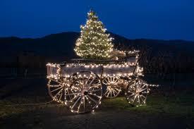 Napa Christmas Tree Lighting Holiday Festivities In The Napa Valley