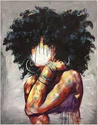 best 25 afro art ideas on natural hair art black art black artists paintings