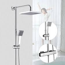 Badausstattung Hausbath Duschbrause Set überkopfbrause Set