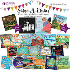 Shine The Light Usborne Becoming A Book Lady With Usborne Books More Nerdyweds Lane