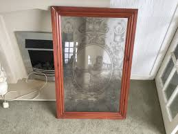 front door glass etched antique 1 of 4 see more