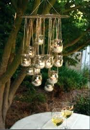 patio chandelier