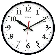chaney instruments wall clock best office clock chaney instruments 75100c acurite digital 18 wall clock chaney instruments wall clock