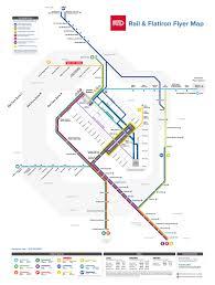 Twin Cities Light Rail Map Rtd University Of Colorado A Line Denver Airport Denver