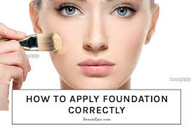 las we all know the importance of a good foundation but without the correct technique it s easy to settle for less aesthetically speaking