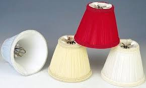 mini lamp shades for chandeliers blue beige red cream pleated silk chandelier shades mini lamp shades