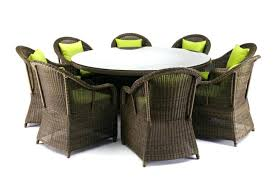 medium size of resin wicker patio set for outdoor white end table chair cushions round