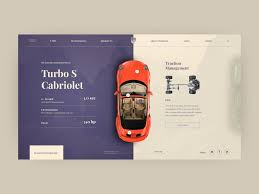 Porsche Design Website Pin On Ui Design
