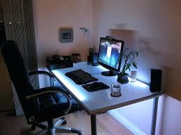 office desk lighting. Simple Lighting Led Lights For Desk Under Lighting Love The Use Of Strip  Can   Throughout Office Desk Lighting S