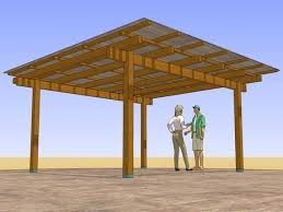 patio cover plans free standing. Patio Cover Plans Free Standing A