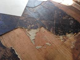 removal trouble removing vinyl tile and underlayment what does asbestos ceiling tile look like