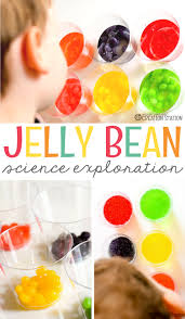 Jelly Bean Colour Chart Jelly Bean Science Experiment Mrs Jones Creation Station