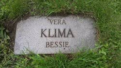 Christina Bessie Wolf Klima (1892-1918) - Find A Grave Memorial