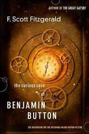 "the curious case of benjamin button by f scott fitzgerald  from the start the very title you realize this is going to be an unusual story ""the curious case "" a ""case"" usually refers to a police case or a medical"