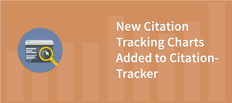 Track Local Search Citations With Interactive Charts Notes