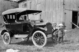 Learn To Drive A Ford Model T In 2018