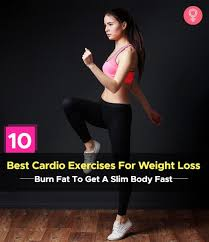 10 best cardio exercises for weight