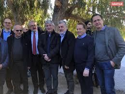 Delegazione friulana ad Hammamet per l'anniversario di Craxi ...
