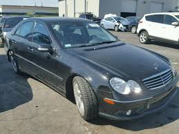 Iseecars.com analyzes prices of 10 million used cars daily. 2006 Mercedes Benz C55 Amg For Sale Nv Las Vegas Thu Sep 14 2017 Used Salvage Cars Copart Usa