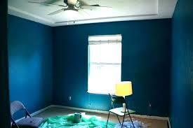 blue wall paint bedroom. Peacock Blue Paint Bedroom Wall Ideas Walls
