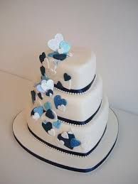 Wedding Cakes Sugar Petals