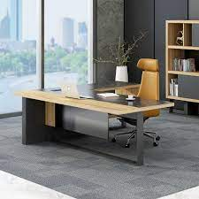 Modern Office Desk Office Furniture Boss Ceo Manager Office Table