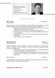 15 Fresh Sample Of Personal Information In Resume