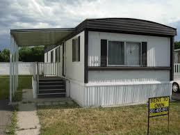 mobile house for trailer park