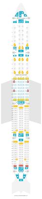 Seat Map Boeing 777 300er 77n 77w Layout 1 Eva Air Find